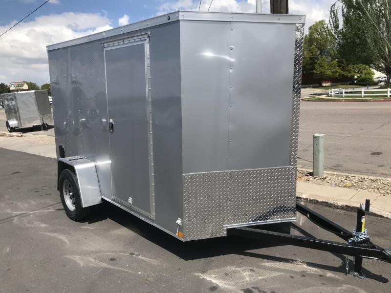 2018 Haulmark 6 x 10 VG3000 Enclosed Cargo Trailer