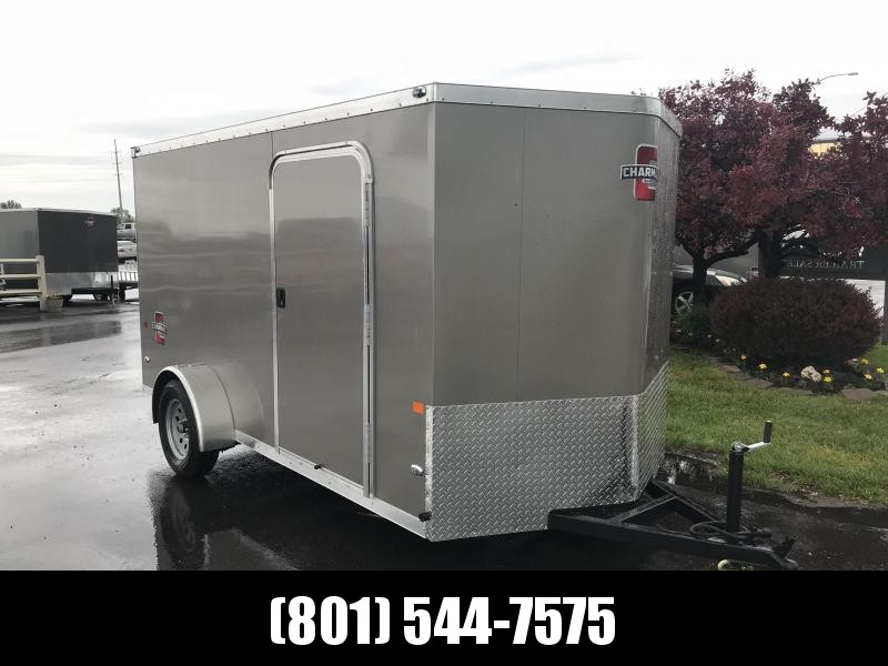 2019 Charmac Trailers 6x12 Stealth Enclosed Cargo Trailer