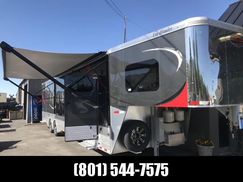 2019 Sundowner Trailers 42 Living Quarters Toy Hauler in Bagdad, AZ
