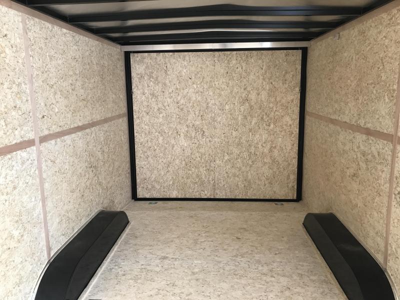 100x18 Charmac Stealth Cargo Trailer