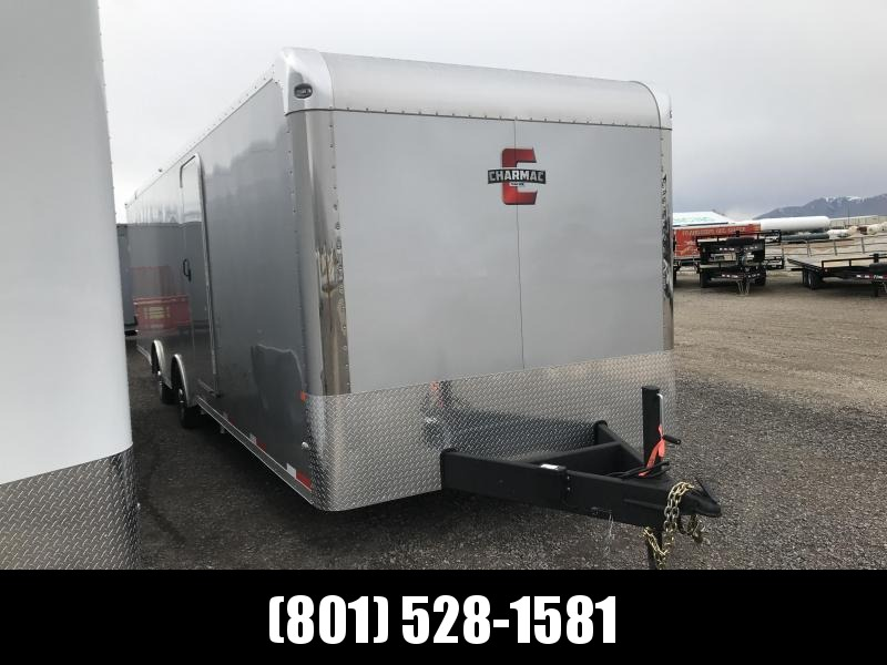 Charmac 100x30 Silver Legend Car Hauler in Ashburn, VA