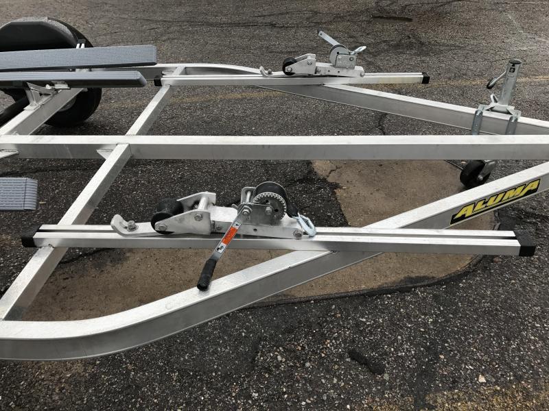 Aluma PWC2 2-Place Watercraft Trailer