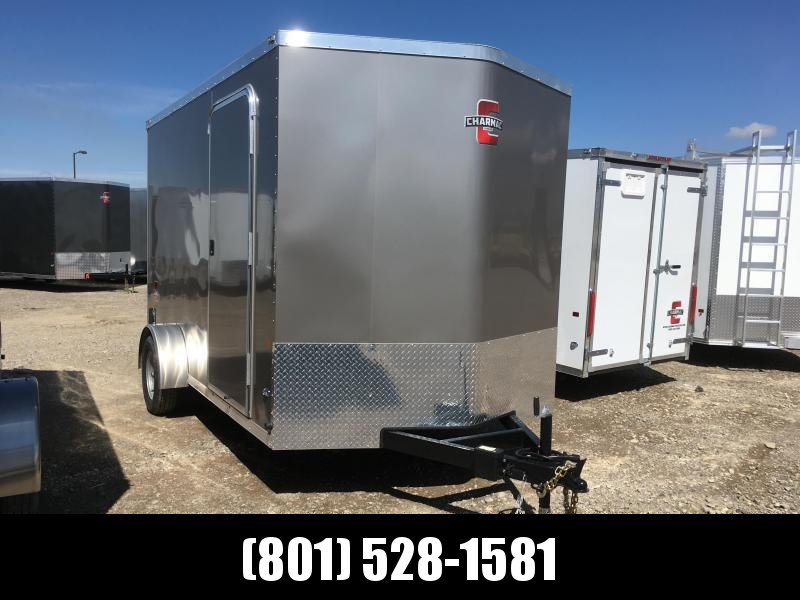 2019 Charmac Trailers 7x12 Stealth Enclosed Cargo Trailer in Ashburn, VA