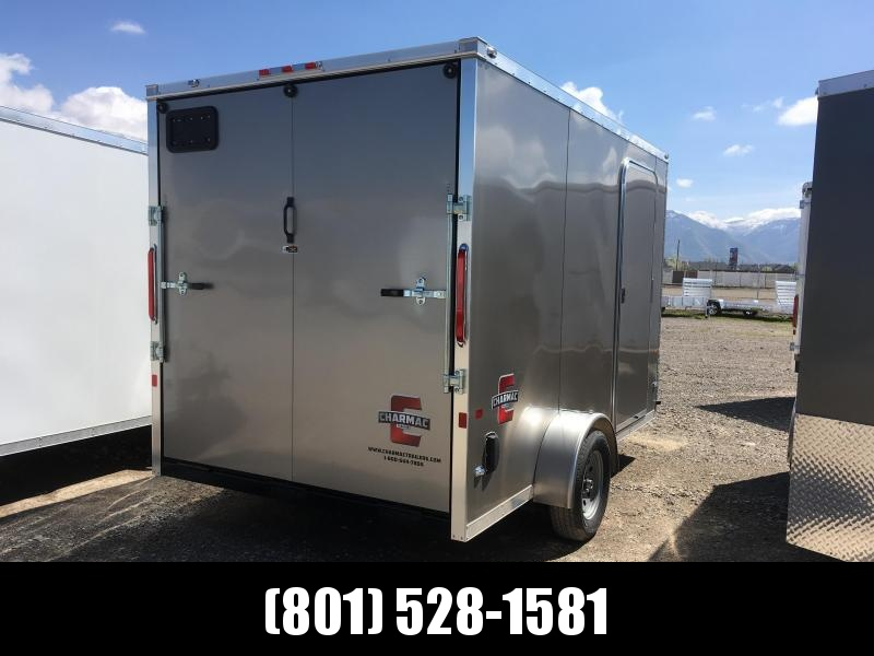 2019 Charmac Trailers 7x12 Stealth Enclosed Cargo Trailer