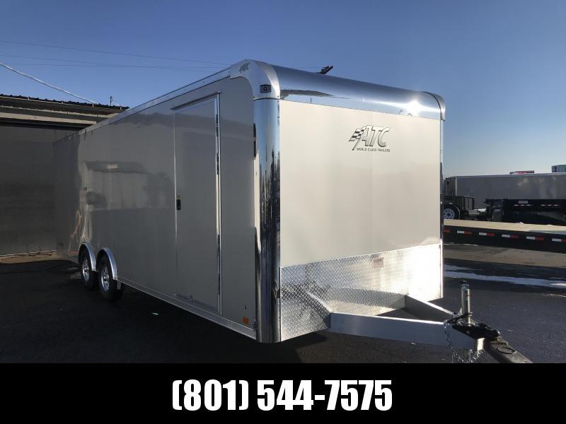 2019 ATC 24' Raven Enclosed Cargo Trailer in Ashburn, VA