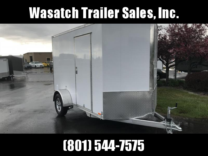 2019 Cargo Mate 6 x 10 Enclosed Cargo Trailer