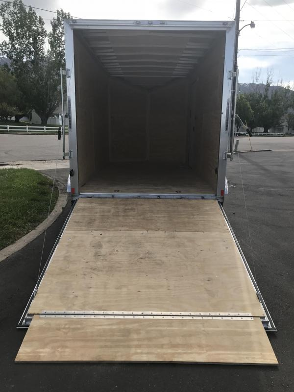 2019 Cargo Mate 7 x 14 E-Series Aluminum Enclosed Cargo Trailer