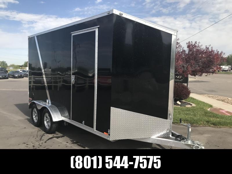 2019 Cargo Mate 7 x 14 E-Series Aluminum Enclosed Cargo Trailer in Ashburn, VA