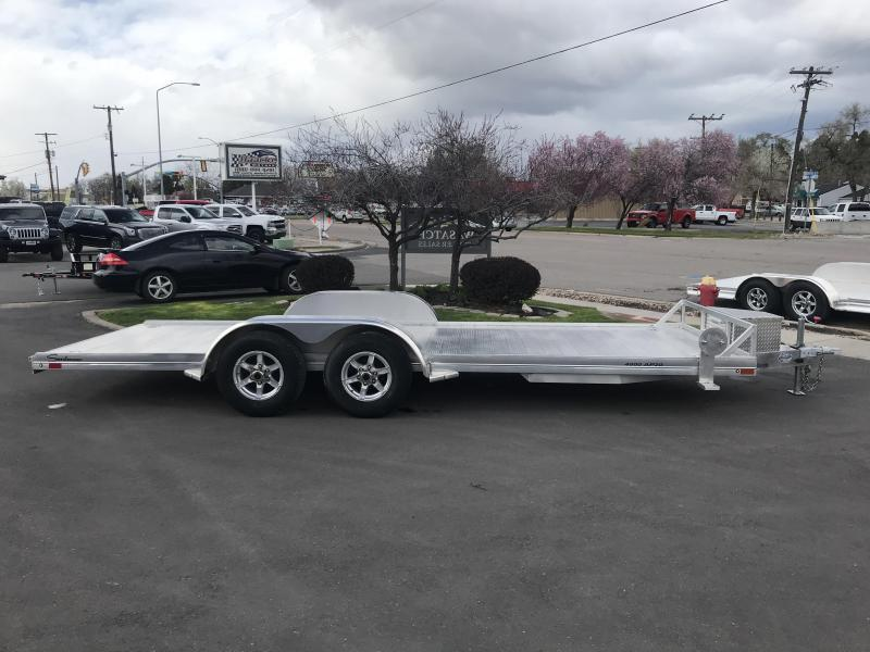 2018 Sundowner Trailers 20 AP 4000 Aluminum Car Hauler | Wasatch ...