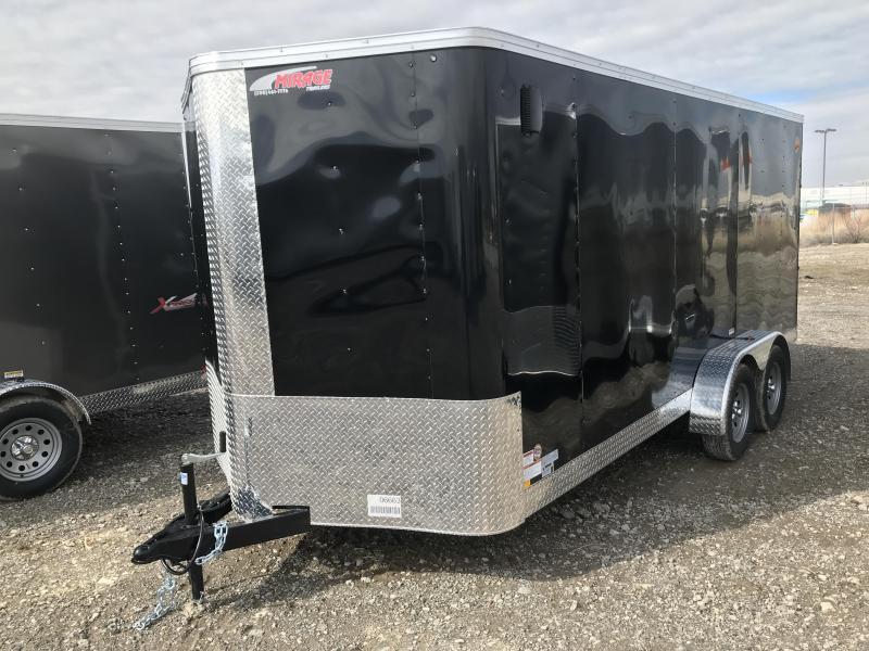 2019 Mirage Trailers Xpres 7x16 Enclosed Cargo Trailer