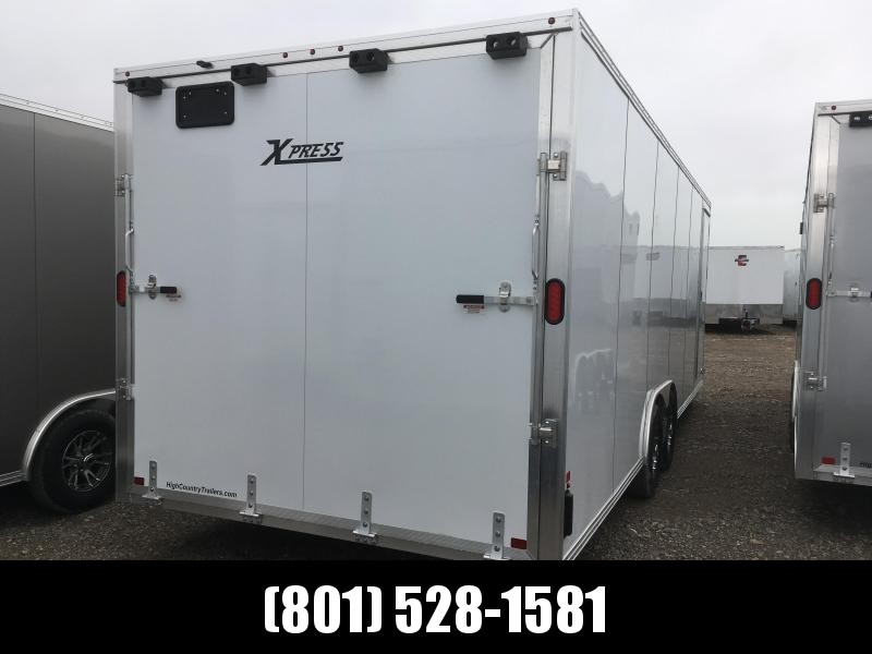 2019 High Country 8x24 Express Enclosed Cargo Trailer