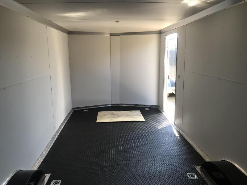2018 Charmac Trailers 22ft Stealth Enclosed Cargo Trailer