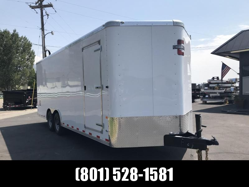 2019 Charmac Trailers 22ft Commercial Duty Enclosed Cargo Trailer in Ashburn, VA