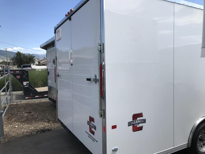 2018 Charmac Trailers 100x20 Stealth Enclosed Cargo Trailer