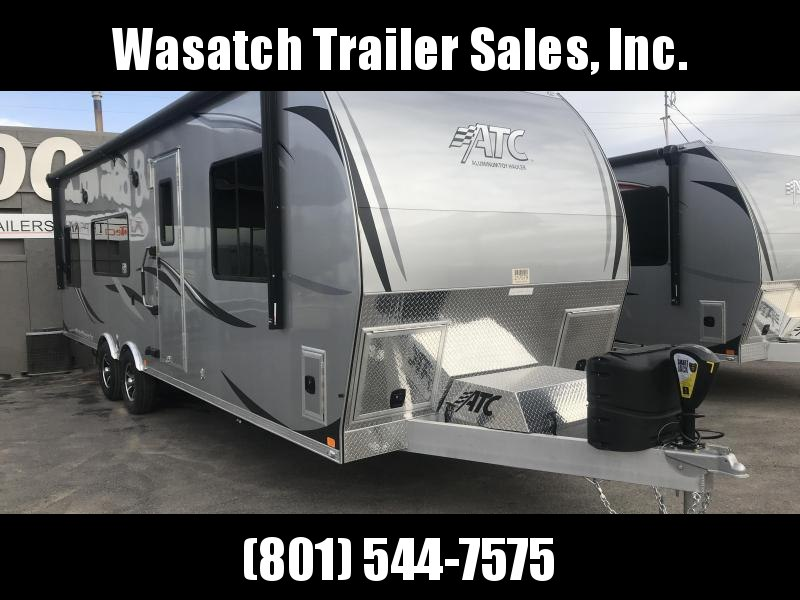 atc, pace american, gore trailers, riverside travel trailer