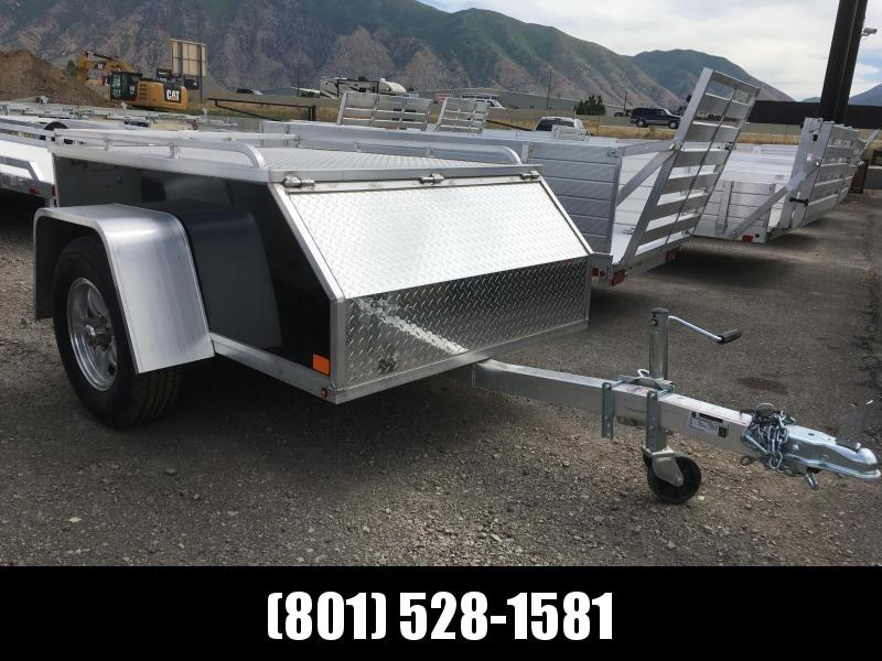 Aluma AE46 Cargo Trailer
