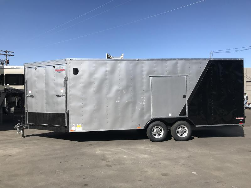 2019 Cargo Mate E-Series All-Sport Enclosed Cargo Trailer