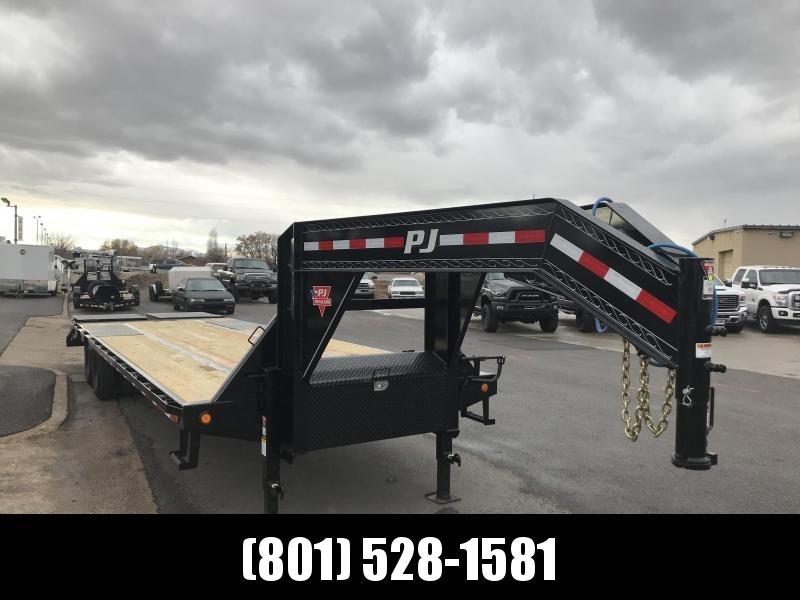 PJ Low-Pro Flatdeck with Duals (LD)