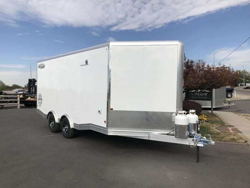 2019 High Country 23ft Elevation Snowmobile Trailer