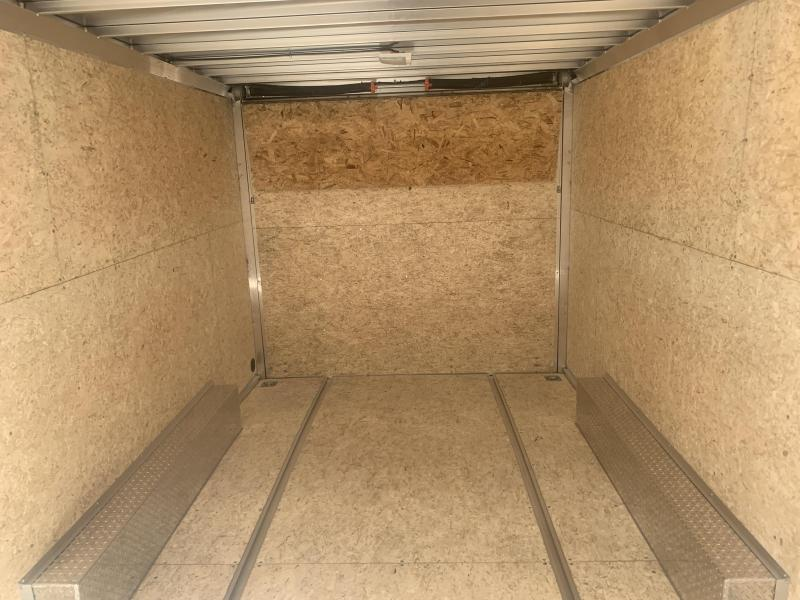 2019 High Country 8x16 Enclosed Cargo Trailer