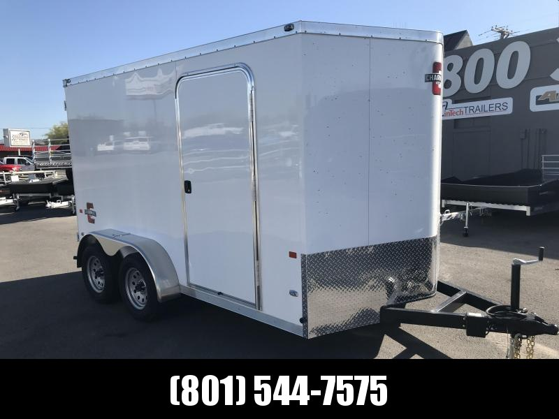 Charmac 7x12 Stealth Enclosed Cargo Trailer
