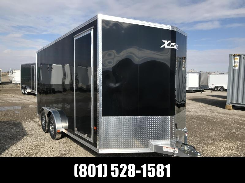 2018 High Country 7.5x16 Xpress Enclosed Cargo Trailer