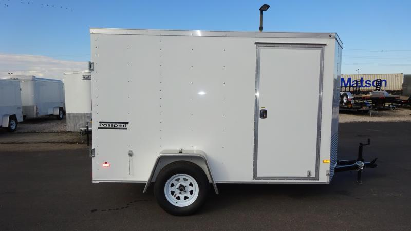 2018 Haulmark 6X10 Passport Enclosed Cargo Trailer