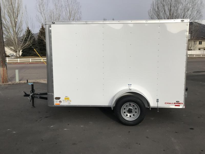 2018 Cargo Mate 6X10 Challenger Enclosed Cargo Trailer
