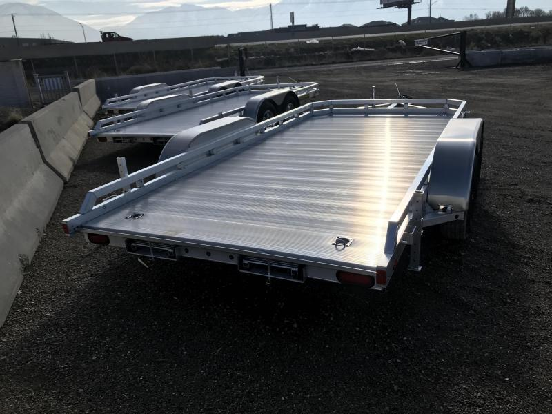 Aluma 7814R Utility Trailer