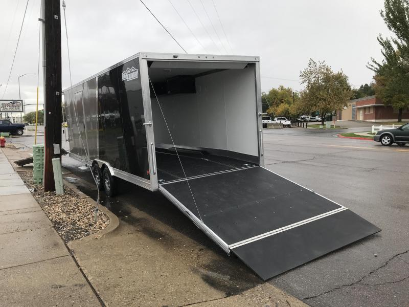 2018 High Country 29ft Elevation Snowmobile Trailer