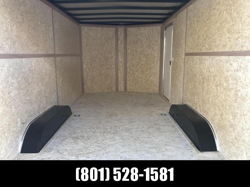 Charmac 100x16 Charcoal Stealth Cargo with Ramp