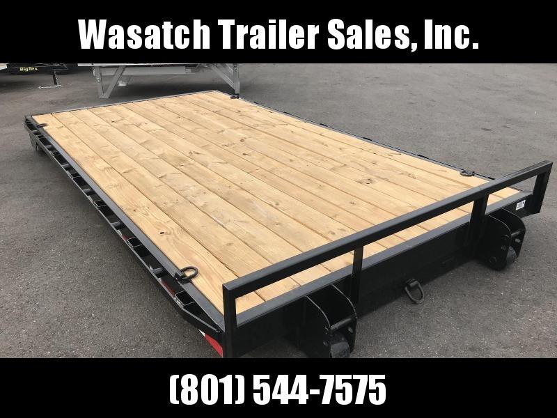 2018 PJ Trailers Rolloff Deck (For Rollster Trailer)