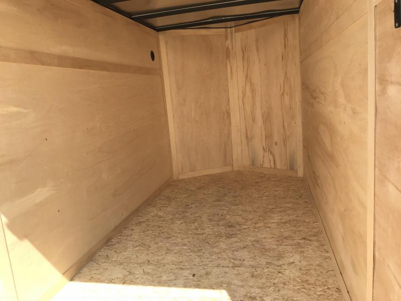 2018 Haulmark 5 x 10 Enclosed Cargo Trailer