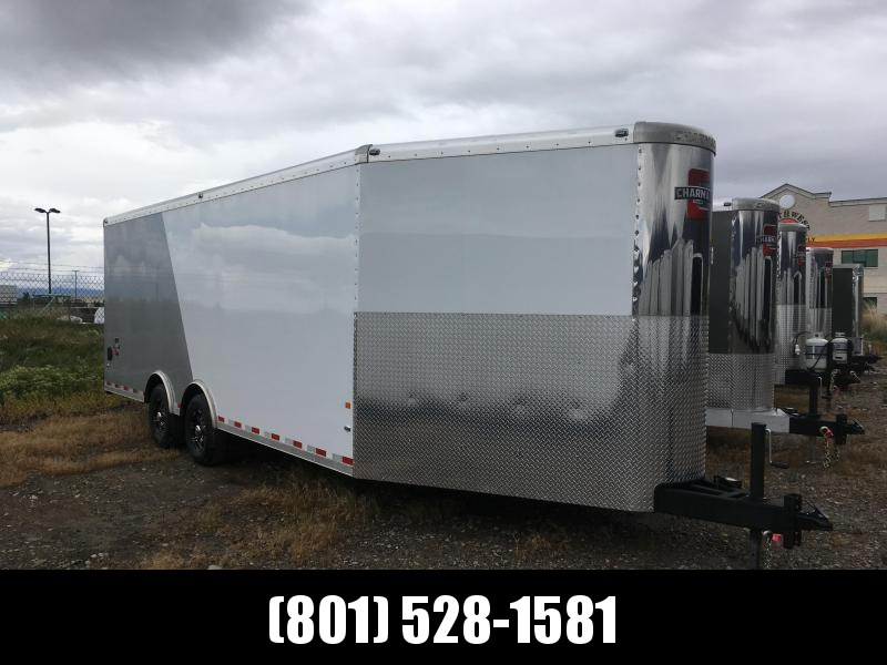 2019 28' Charmac Trisport Snowmobile Trailer in Ashburn, VA