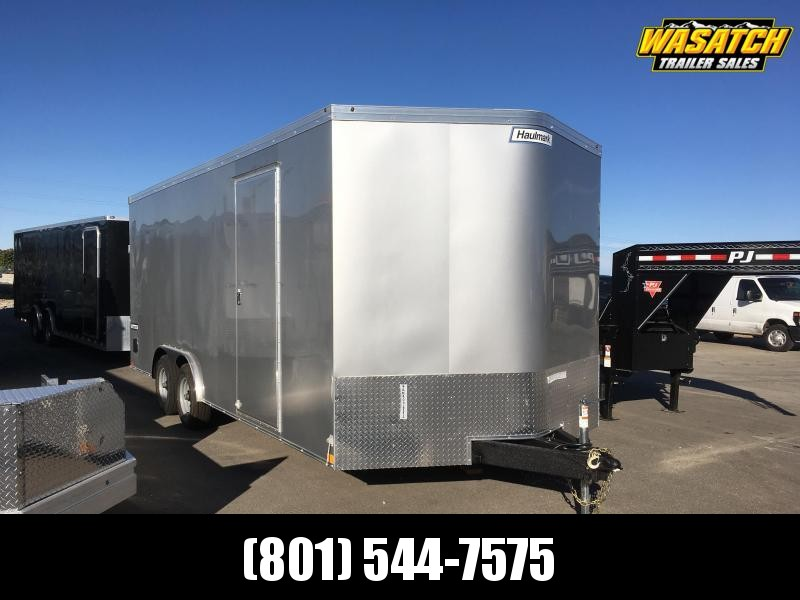 2020 Haulmark 8x20 Transport Carhauler with Spare Tire
