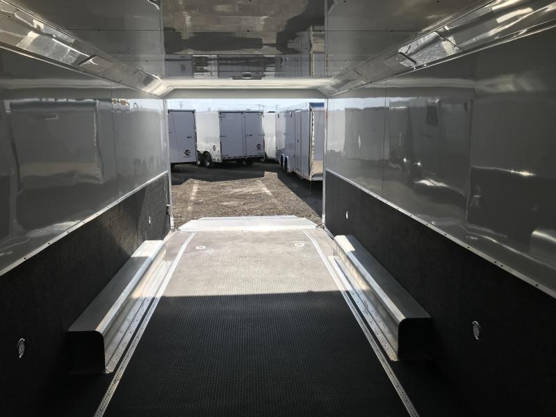 Haulmark Aluminum Race 8.5x28 Car / Racing Trailer