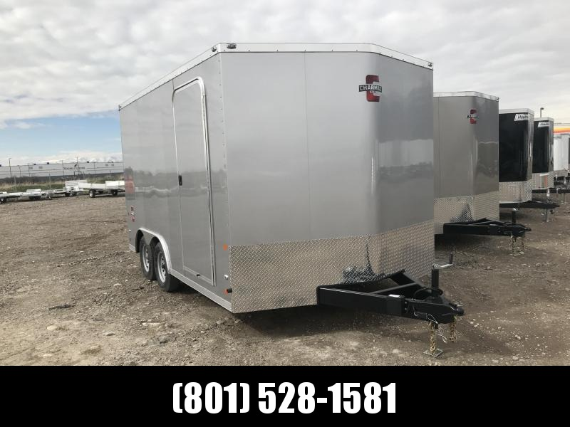 2019 Charmac Trailers 100x14 Tandem Stealth Car / Racing Trailer