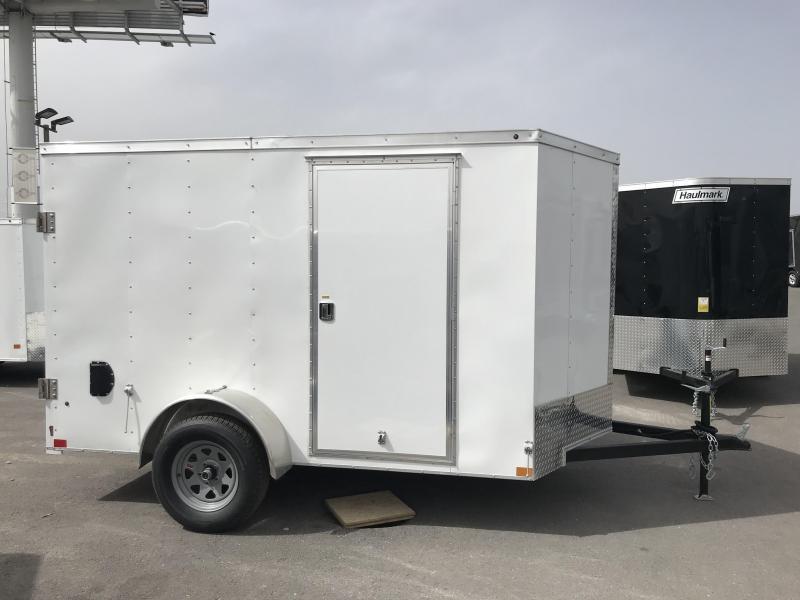 2018 Haulmark 6 x 10 VG3000 Enclosed Cargo Trailer