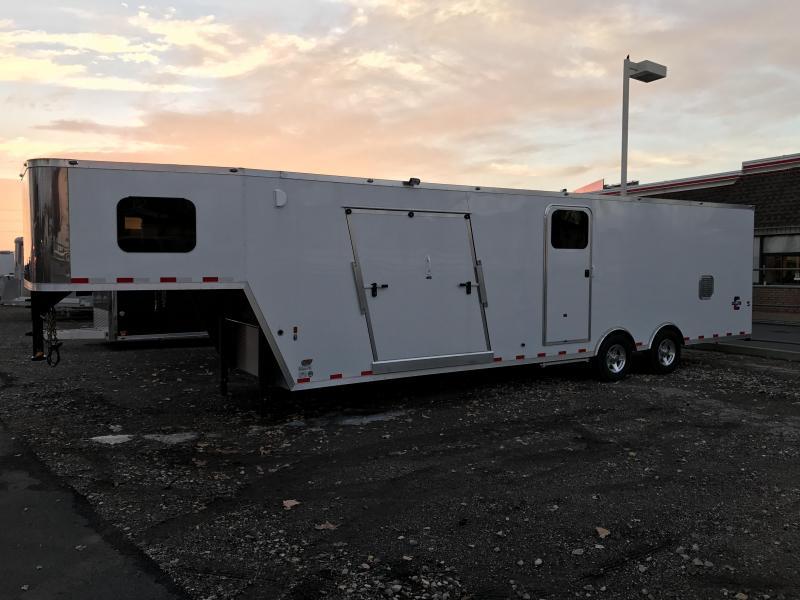 Gooseneck Trailers Wasatch Trailer Sales Layton Utah