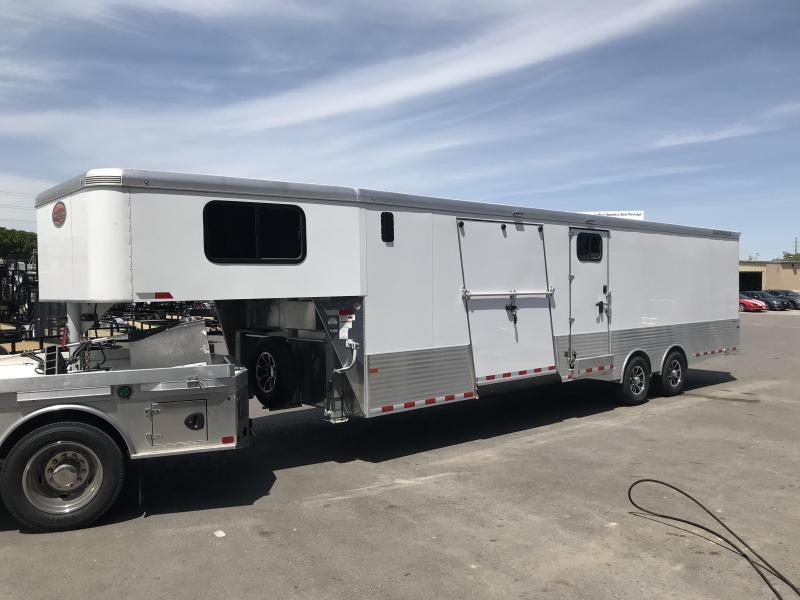 2018 Sundowner Trailers 38 Snowmobile Trailer