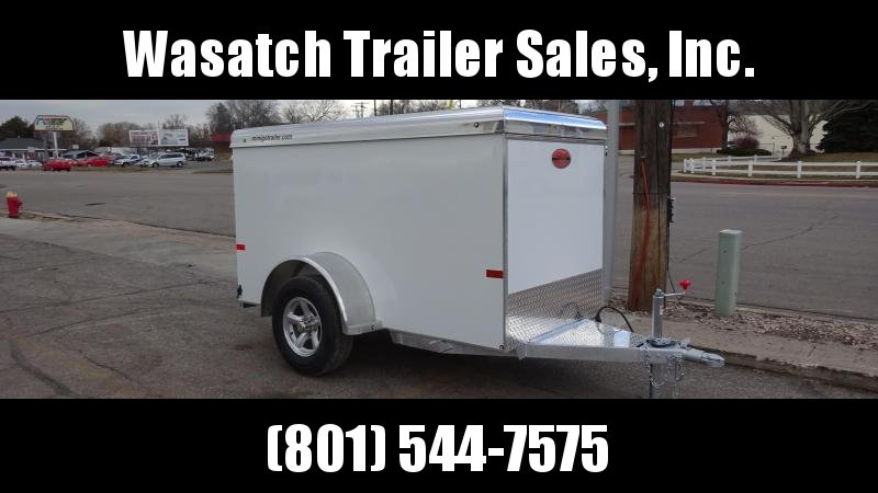Sundowner Trailers 4x6 Mini Go Enclosed Cargo Trailer
