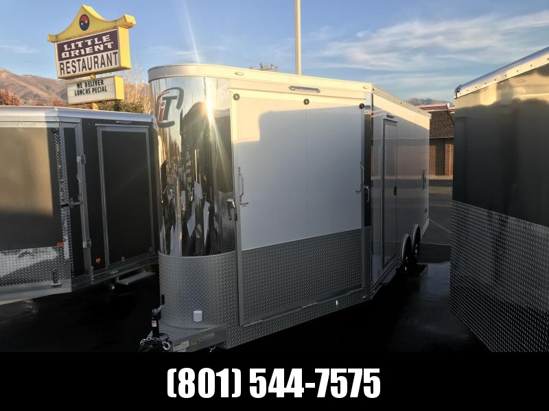 2018 inTech Trailers 25ft Snowmobile Trailer in UT