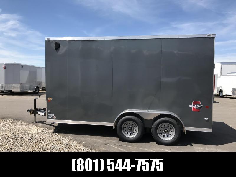 Charmac 7x14 Stealth Enclosed Cargo Trailer