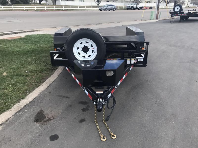 2019 PJ Trailers 16x6 Tilt Equipment Trailer