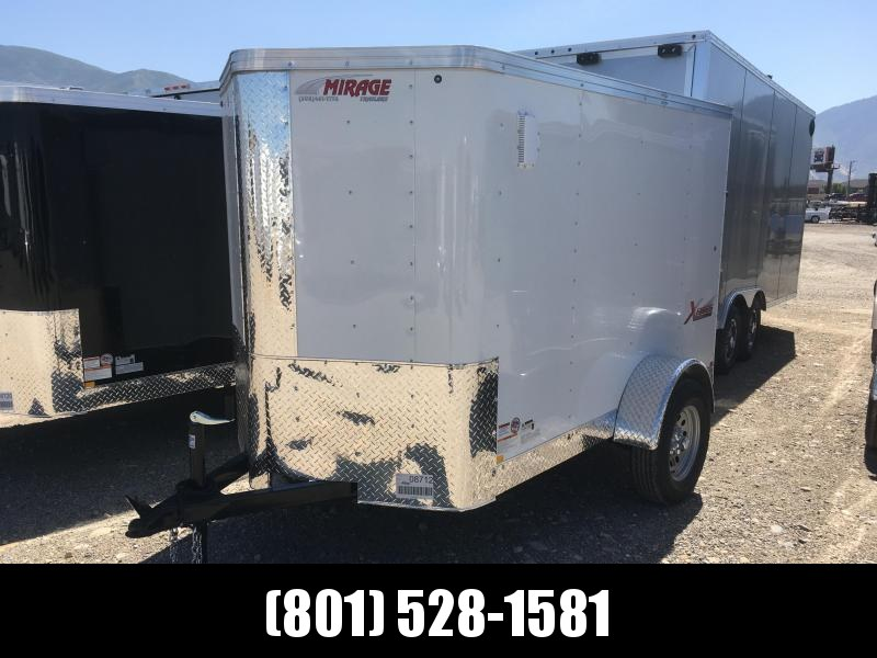 2019 Mirage Trailers Xpres Enclosed Cargo Trailer