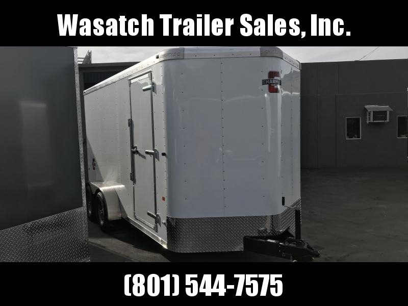 2019 Charmac Trailers 7x14 Standard Duty Enclosed Cargo Trailer