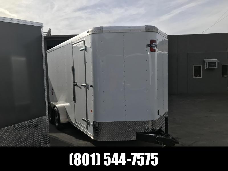 2019 Charmac Trailers 7x14 Standard Duty Enclosed Cargo Trailer in Ashburn, VA