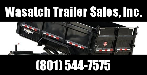 2019 PJ Trailers 16x83 Low Pro High Side Dump (DM) Dump Trailer