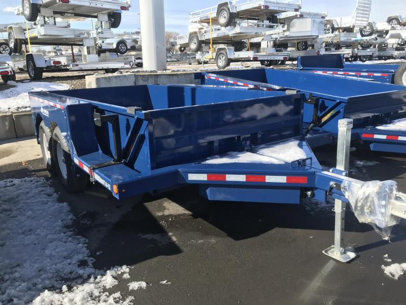 2019 Air Tow UT14-12 Flatbed Trailer