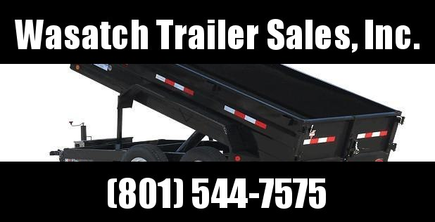 2019 PJ Trailers 10x5 Tandem Axle Dump (D3) Dump Trailer